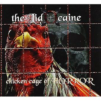 Lidocain - Chicken Cage of Horror [CD] USA import