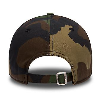 New Era New York Yankees Essential 9Forty Cap - Camo