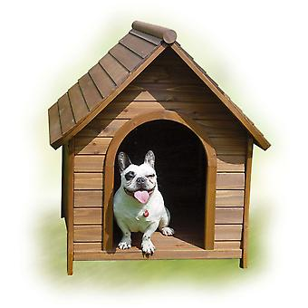 Ica Medium wooden hut (Dogs , Kennels & Dog Flaps , Kennels)