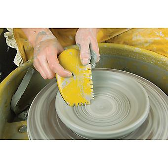 Catalyst Silicone Wedge Tool Yellow with 04 with 0 4