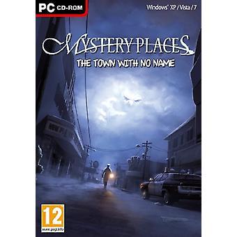 Mystery Placesthe stad utan namn (PC DVD)