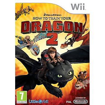 Comment former votre Dragon 2 (Nintendo Wii)