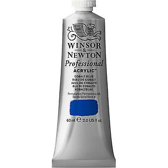 Winsor & Newton Professional Acrylic 60ml - 178 Cobalt Blue (S4)