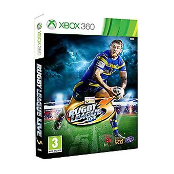 Rugby League Live 3 (Xbox 360)