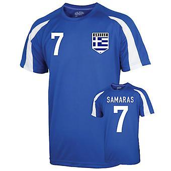Grèce Formation Jersey Sport (Les samares 7) - Enfants