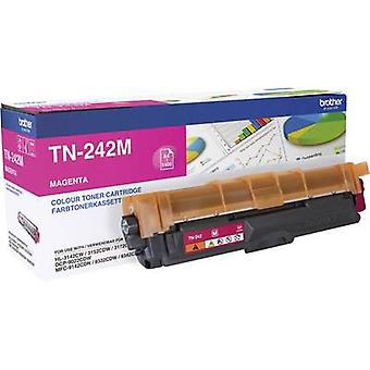 Toner cartridge Original Brother TN-242M Magenta Page yield 1400 pages