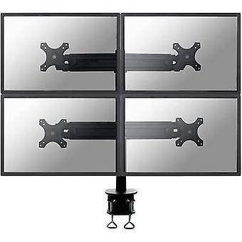 NewStar FPMA-D700D4 4 x Monitor desk mount 48,3 cm (19) - 76,2 cm (30) Swivelling/neigbaar, draaibare