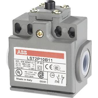 ABB LS72P10B11 Limit switch 400 V AC 1.8 A Tappet momentary IP65 1 pc(s)