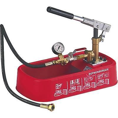 rougeHENBERGER pompe d'épreuve RP 30 061130