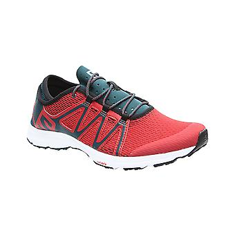 Salomon Crossamphibian Swift Herren Wanderschuh Rot