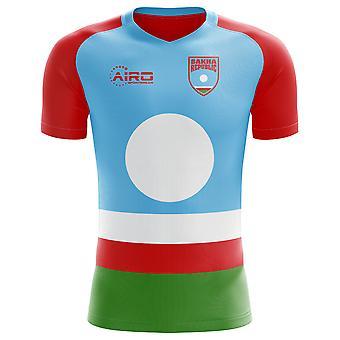 2018-2019 Sakha República concepto casa camiseta