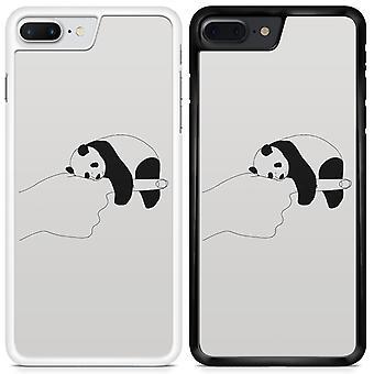Panda Custom Designed Printed Phone Case For Samsung Galaxy A5 2017 Panda05 / White