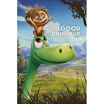 The good dinosaur posters (Disney Pixar) Arlo & spot