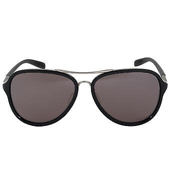 Oakley Kickback Pilot Sunglasses 0OO4102 410206 58 | White Frame | Brown Lenses