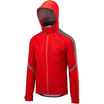 Altura Red 2018 Nightvision Cyclone Cycling Waterproof Jacket