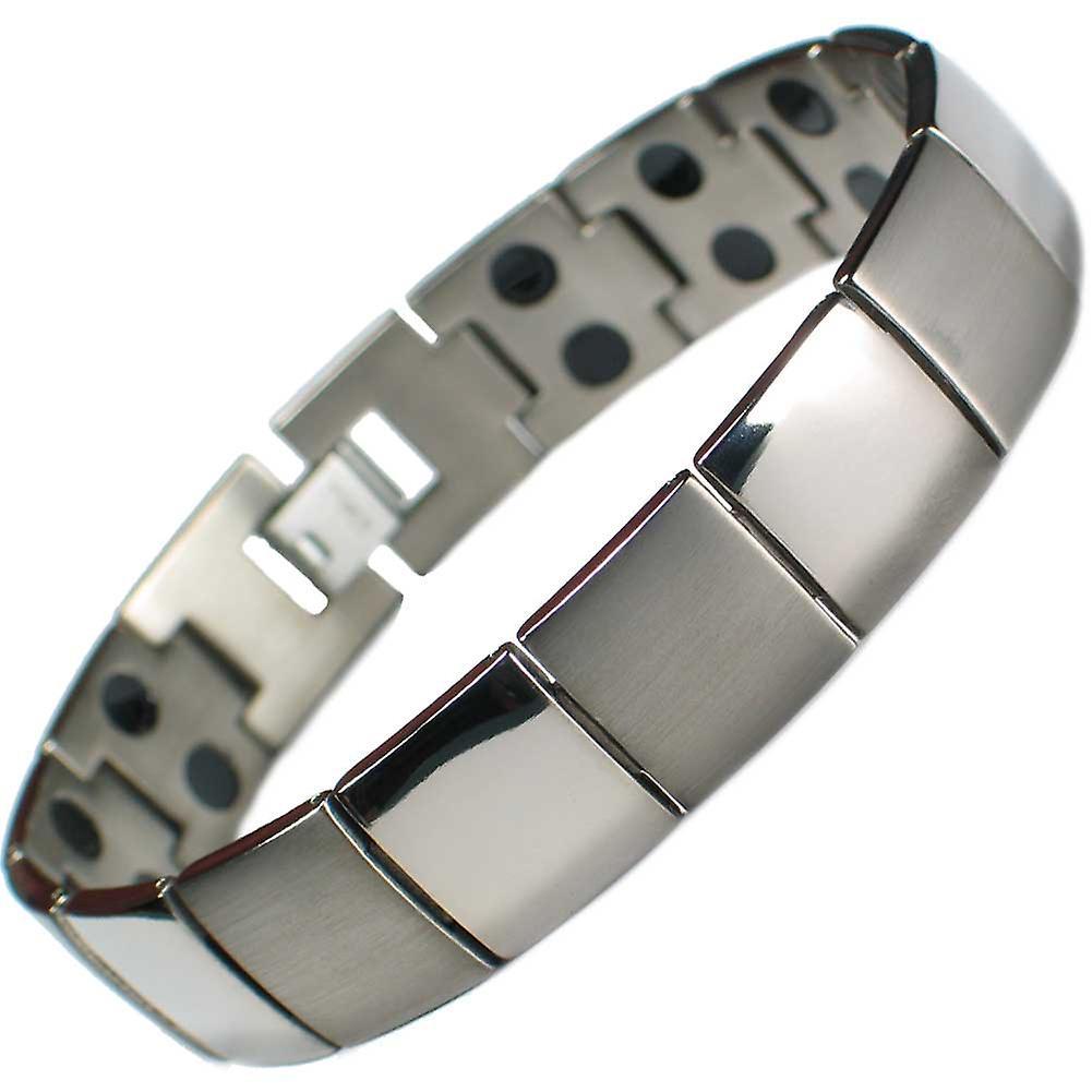 MPS® JUPITER Titanium Magnetic Bracelet + FREE Links Removal Tool