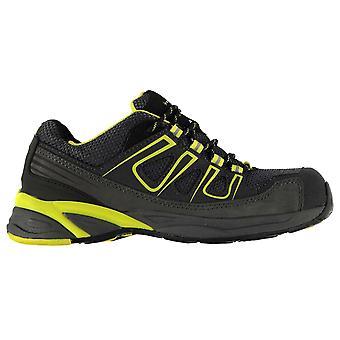 Stivali Dunlop Mens Oregon sicurezza visibilità pizzo olio e scarpe antiscivolo