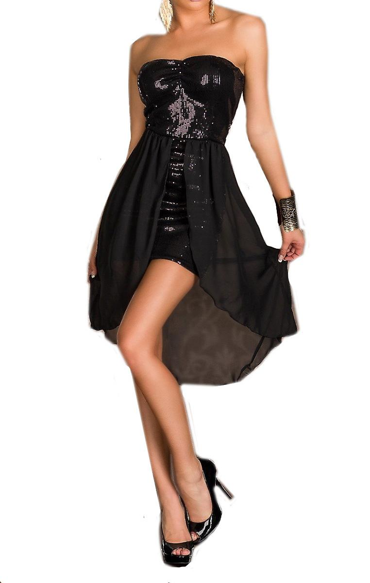Waooh - Fashion - Short dress and sequin bustier