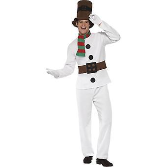 Mr snømann drakt, brystet 46