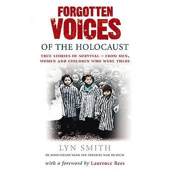 Zapomniane głosy Holokaustu - nowa historia w słowach