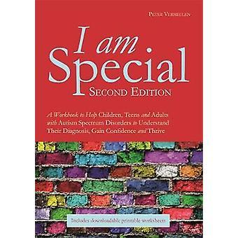 Jag är Special - en arbetsbok att hjälpa barn - tonåringar och vuxna med Aut