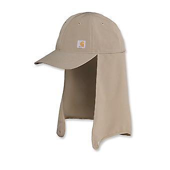 Carhartt mens bucket force has extreme anglers neck shade