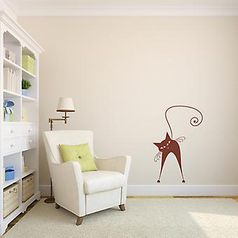 Siamese Cat Wall sticker V3