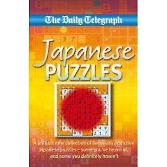Daily Telegraph livre de Puzzles japonais