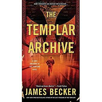 The Templar Archive (Lost Treasure of the Templars)