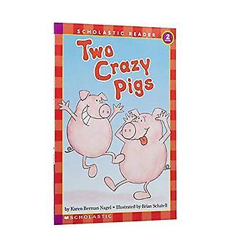 Dois porcos louco (livros de estrelinha)