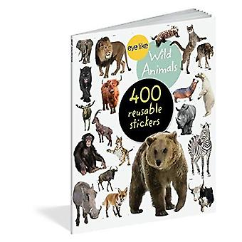 Stickers ressemblant: Animaux sauvages