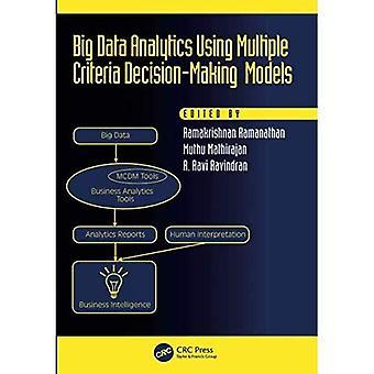 Analitica di grandi quantità di dati utilizzando più criteri decisionali modelli