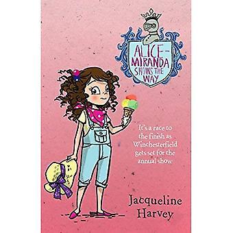 Alice-Miranda Shows the Way