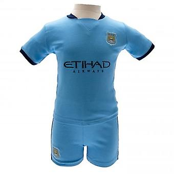 Manchester City Shirt & Short Set 18/23 mths