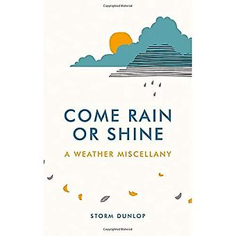 Come Rain or Shine: A Weather Miscellany