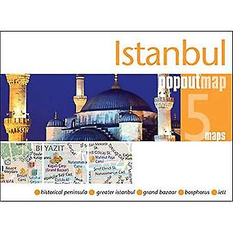 Istanbul Popout Map (Popout Maps)