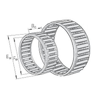 INA K55X60X27-B-0-7 Needle Roller and Cage Assembly