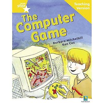 The Computer Game: Yellow Level Non-fiction (Rigby Star Guided)