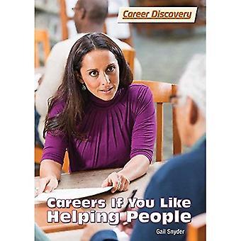 Careers If You Like Helping People