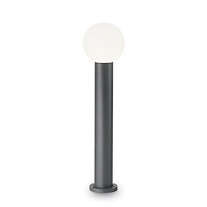 Ideal Lux - Symphony Anthracite Tall Bollard IDL135953