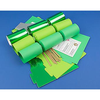 8 Green Sprout Mix Make & Fill Your Own Crackers Kit