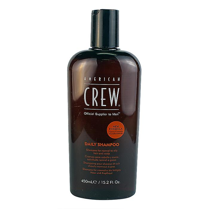 American Crew Normal To Oily Hair Scalp450ml 15 2oz Daily Men Shampoofor And f6b7gy