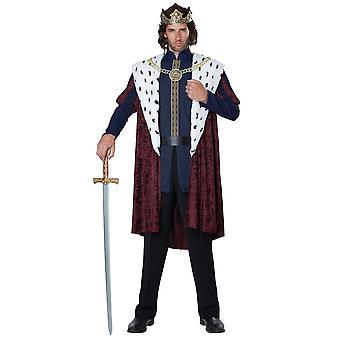 Royal Storybook King Renaissance Prince Charming Book Week Mens Costume