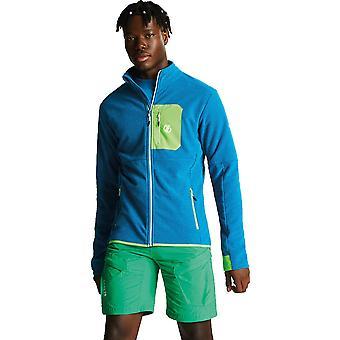 Dare 2B Mens Devoir Full Zip Textured Walking Fleece Jacket