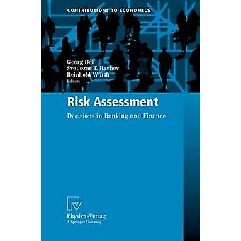 Risk Assessment  Decisions in Banking and Finance by Bol & Georg