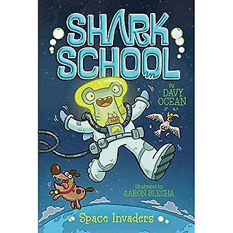 Space Invaders (Shark School)
