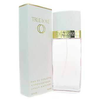 True love for women by elizabeth arden 3.3 oz eau de toilette spray
