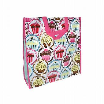 Shopping Bag 35 cm X 40 cm Cupcake