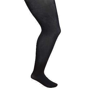 Zwart 70 Denier ondoorzichtige panty 's
