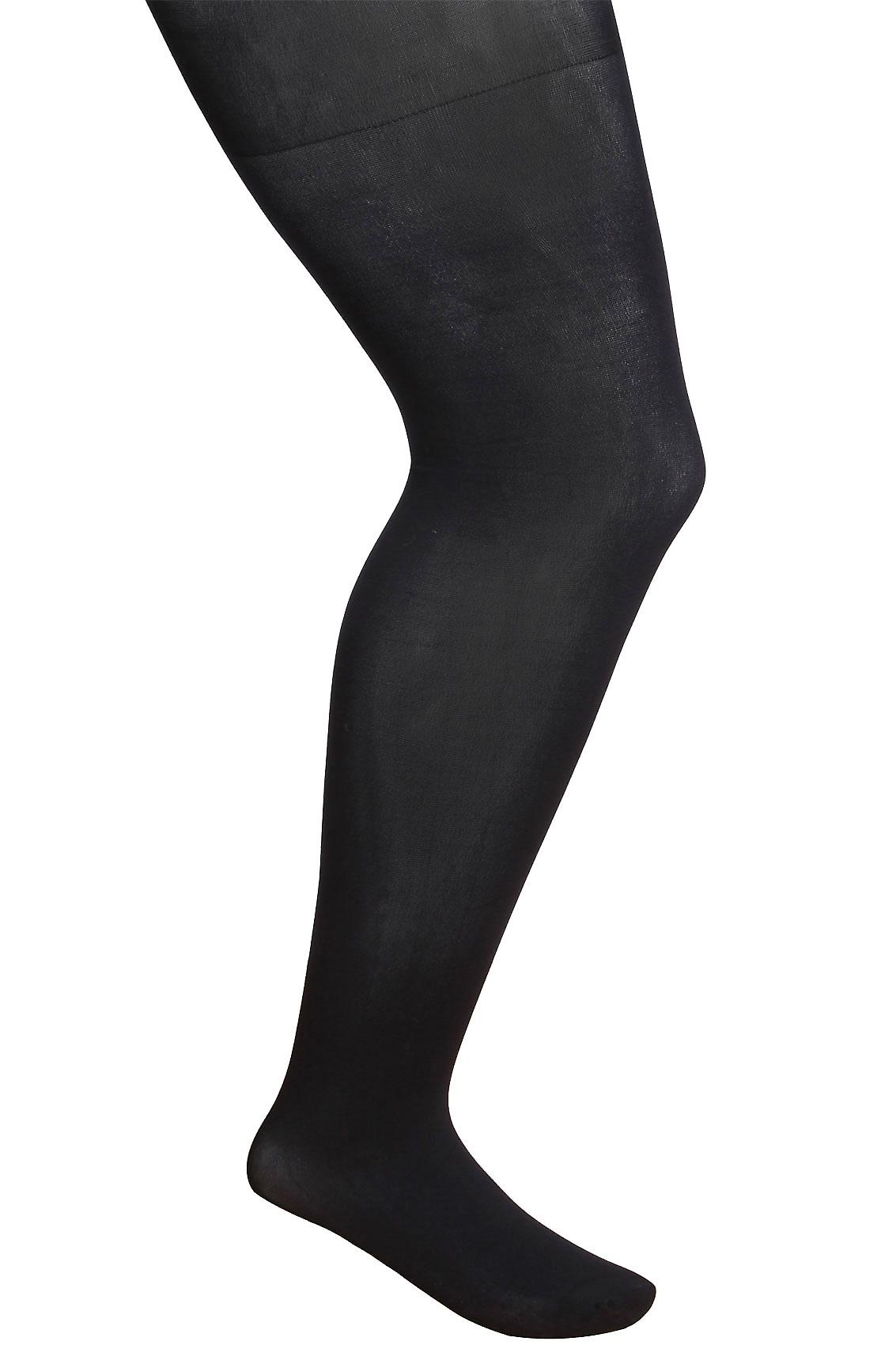 Black 70 Denier Opaque Tights